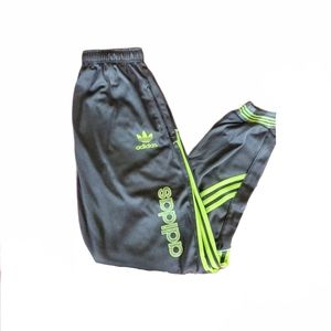 🍓2 for $30🍓 Grey track pants (adidas dupe)